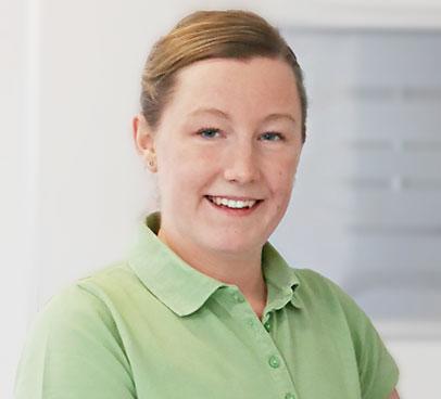 Daniela Mang - Mitarbeiterin des Augenzentrum Mayer
